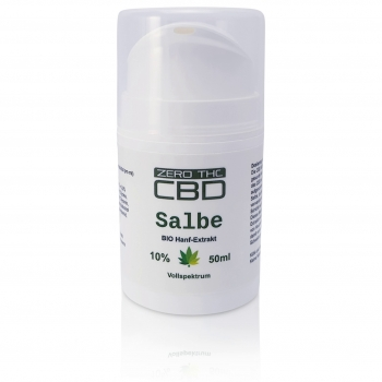 Pure CBD 10% Salbe 50ml Balsam Ultra
